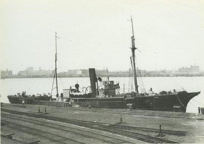 SHEARWATER (1901, Naval Vessel)