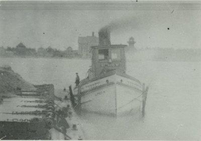 ALFRED W. (1905, Tug (Towboat))