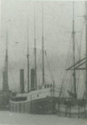 SIBERIA (1882, Bulk Freighter)