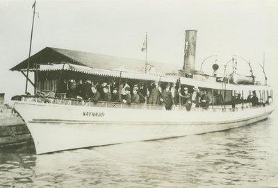 WINIFRED (1882, Yacht)