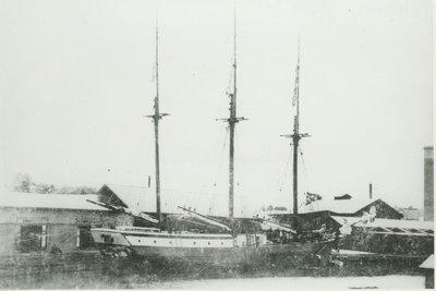 WREN, GEORGE L. (1868, Schooner)