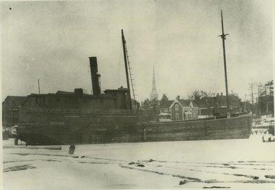 MILLS, J.E. (1883, Steambarge)