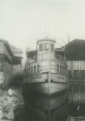 STONEY LAKE (1904, Propeller)