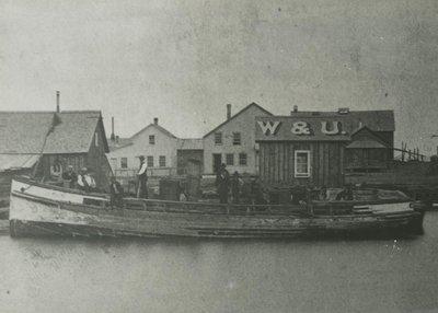 AMETHYST (1868, Tug (Towboat))