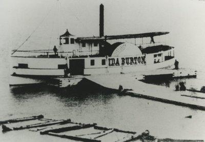 BURTON, IDA (1866, Steamer)