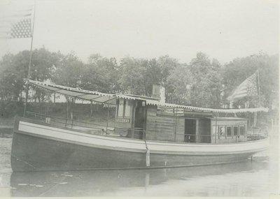 FLORA (1889, Tug (Towboat))