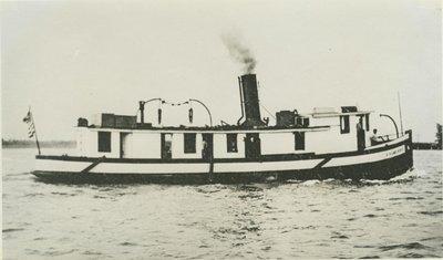 WARREN, GENERAL G. K. (1891, Tug (Towboat))