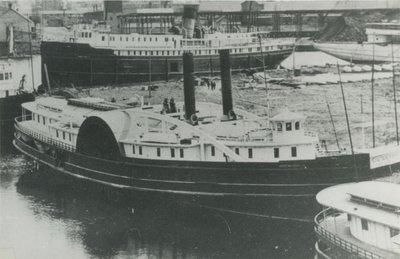 SHEBOYGAN (1869, Steamer)