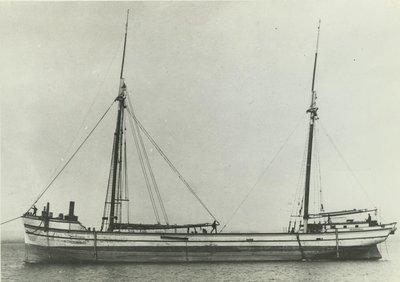 BISSELL, HARVEY (1866, Barkentine)