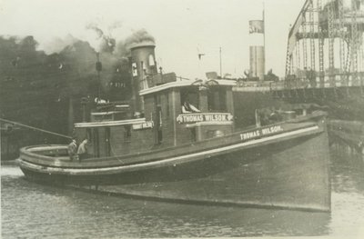 WILSON, THOMAS (1888, Tug (Towboat))