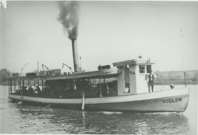 WILLOW (1903, Excursion Vessel)