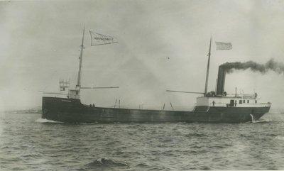 WINNEBAGO (1903, Bulk Freighter)