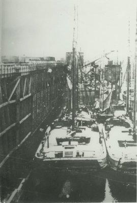 WHITBECK, HENRY (1880, Schooner-barge)