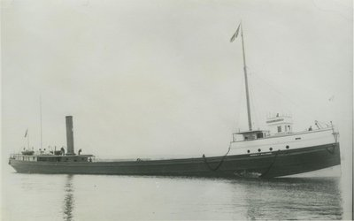 WILLIAMS, GEORGE (1889, Bulk Freighter)