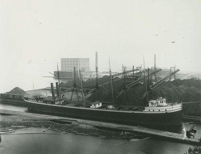 YAKIMA (1887, Bulk Freighter)