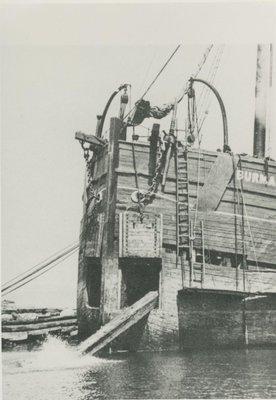 BURMA (1901, Barge)