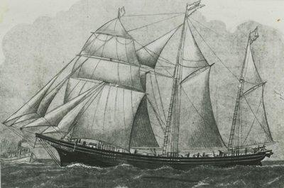 BURT, WELLS (1873, Schooner)