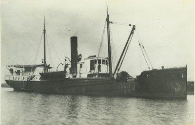 COLUMBINE, USLHT (1892, Lighthouse Tender)