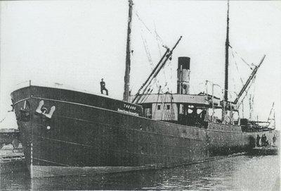 THEANO (1889, Bulk Freighter)