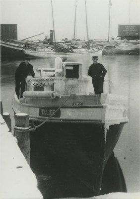 ELLIDE (1900, Fish Tug)