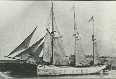 MANITOWOC (1841, Schooner)