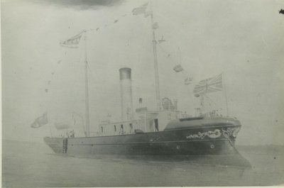 PETREL (1892, Revenue Cutter)