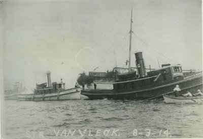 PORTAGE (1875, Package Freighter)