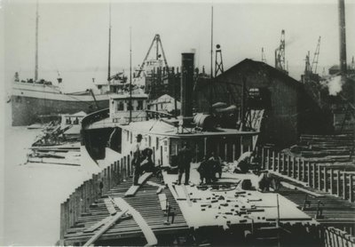 POWELL, L.G. (1903, Steambarge)
