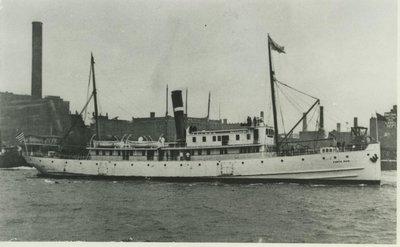 PORTO RICO (1899, Propeller)