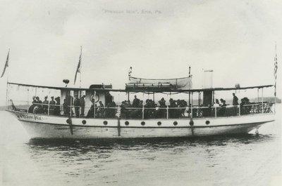 PRESQUE ISLE (1907, Propeller)