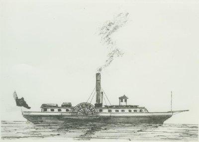 QUEEN VICTORIA (1837, Steamer)