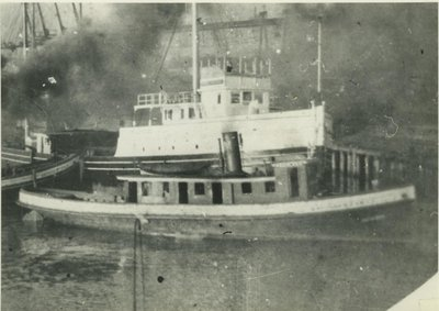 ASH, JAMES (1872, Tug (Towboat))