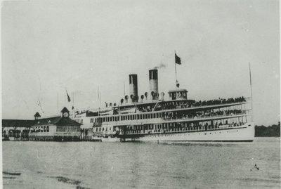 TASHMOO (1900, Excursion Vessel)