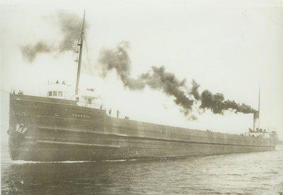CORNELL (1900, Bulk Freighter)