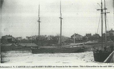 BAIRD,  HARRY (1887, Schooner)
