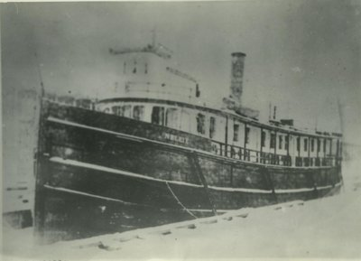 NELLIE (1885, Ferry)