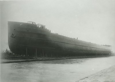 HARVARD (1900, Bulk Freighter)