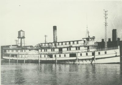 IMPERIAL (1906 / 1907, Steamer)