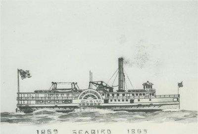 SEA BIRD (1859, Steamer)