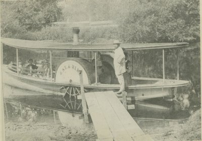 SEA BIRD (c1890, Ferry)
