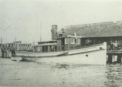 SILVER SPRAY (1889, Fish Tug)