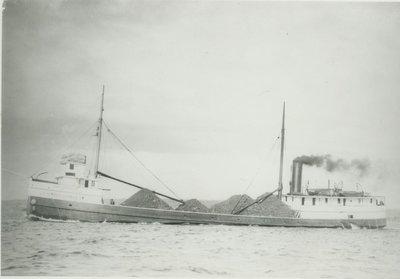 SHERIFFS, JIM (1883, Steambarge)