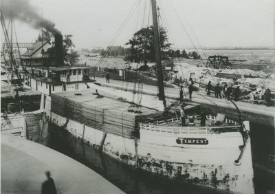 TEMPEST (1872, Steambarge)