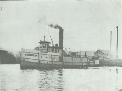 WILLIAMS, KATE (1862, Tug (Towboat))