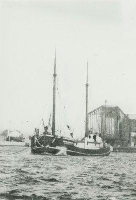 WILSON, ANNABELL (1887, Schooner-barge)