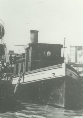 WITCH (1904, Tug (Towboat))