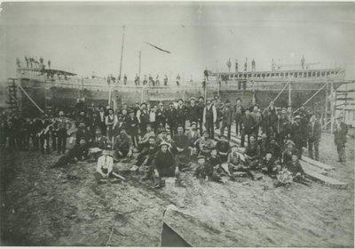 RECOR, EDWARD P. (1902, Steambarge)
