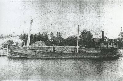 TRADER (pre1868, Schooner)