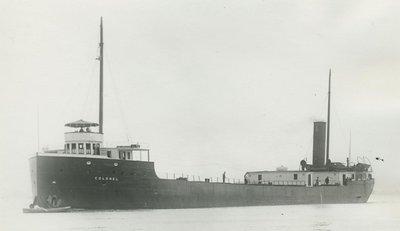 COLONEL (1901, Propeller)