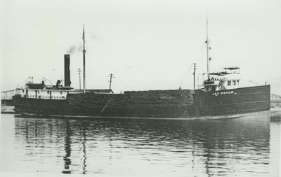 GOULD, JAY (1869, Package Freighter)